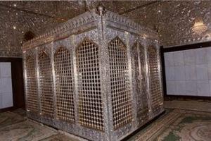 Makam Abdul qodir Jaelani di Iraq